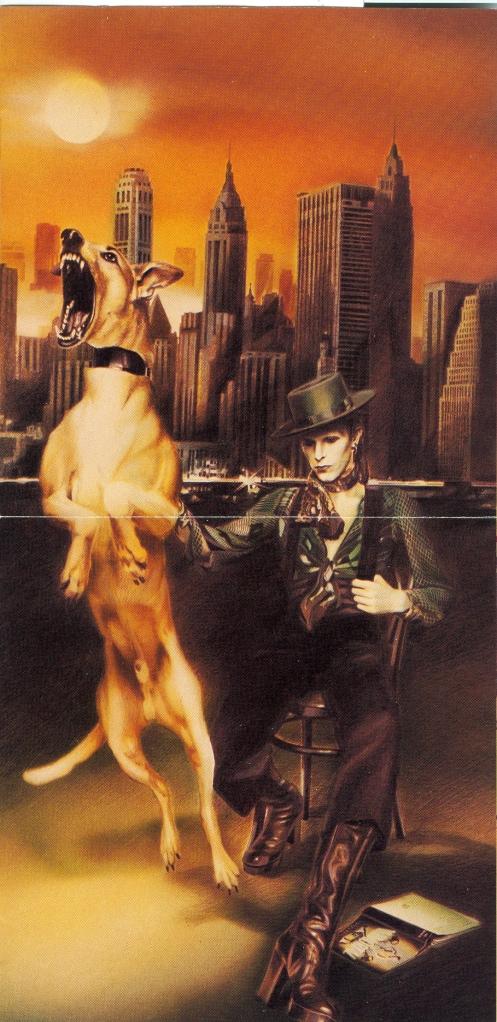 DD Bowie